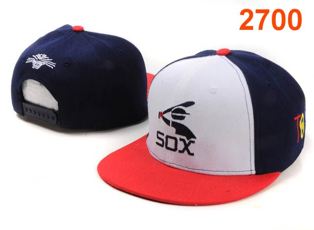 Chicago White Sox TISA Snapback Hat PT13